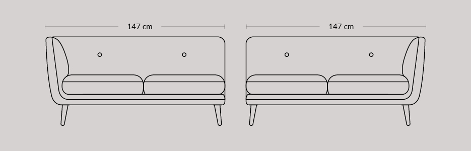 Modular sofa illustrations 935x300px alfred right
